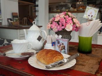 Tea and Continental Breakfast