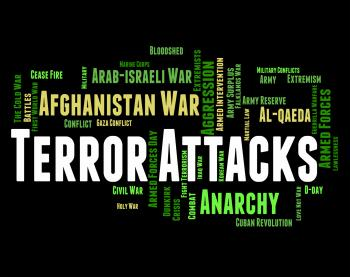 Terror Attacks Means Freedom Fighter And Fighters