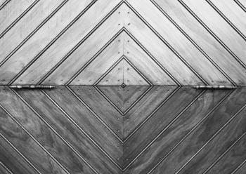 Texture of a door
