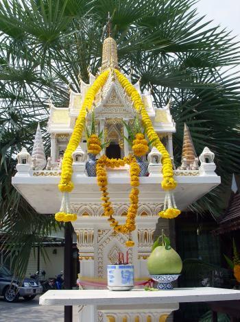 Thai Spirit Houise
