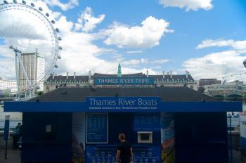 Thames River Boats