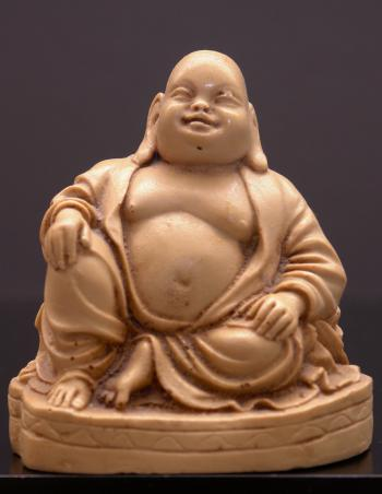The Buddha of happiness