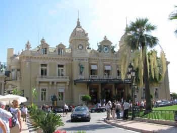 The casino in Monte Carlo