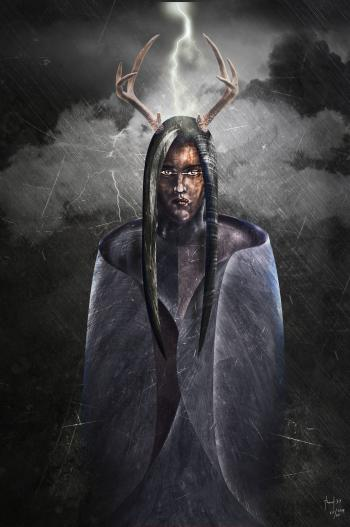 The CERNUNNOS - hornet god