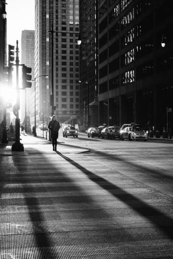The Dark Walk