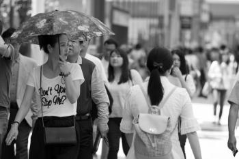 The faces of Tokyo - Ginza