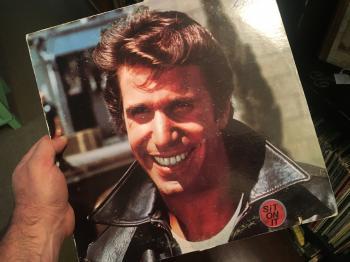 The Fonz Vinyl