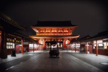The Gate of Senso-ji