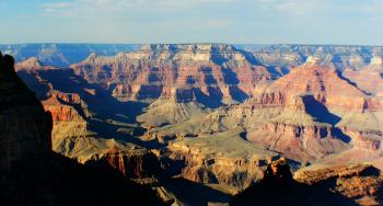 The Grand Canyon Arizona.