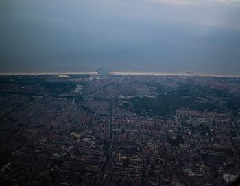 The Hague... from above