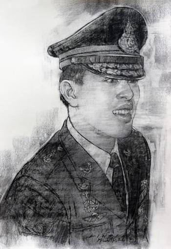 The King Maha Vajiralongkorn of Thailand สมเด็จพระเจ้าอยู่หัวมหาวชิราลงกรณ บดินทรเทพยวรางกูร
