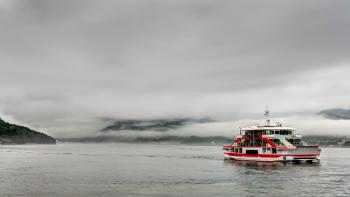 The Miyajima Ferry
