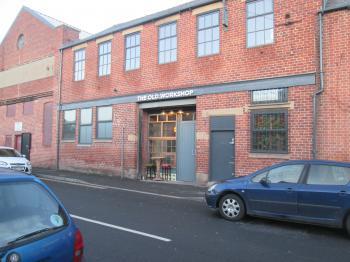 The Old Workshop, Sheffield