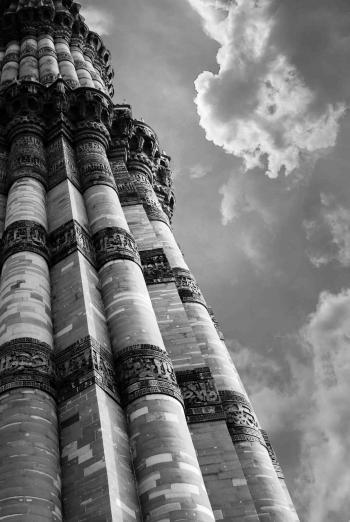 The Qutub Minar in India