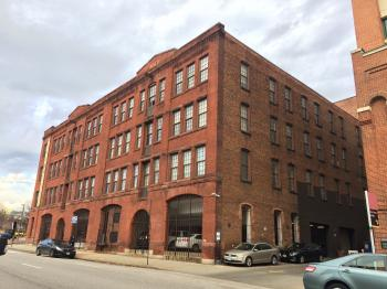 The Sail Cloth Factory Apartments, 121 S. Fremont Avenue, Baltimore, MD 21201