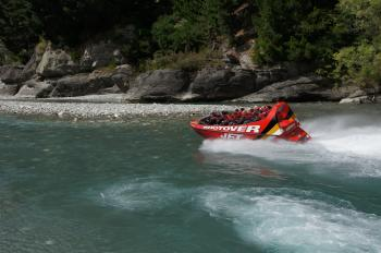 The Shotover Jet. (11)