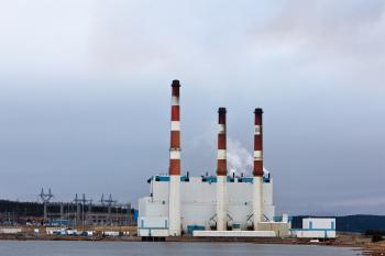 Thermal electric plant