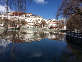 Tibet-China 中國自治區~西藏 Potala Palace - Lhasa布達拉宮~拉薩