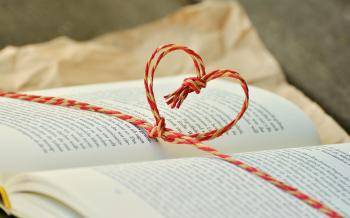 Tied Book