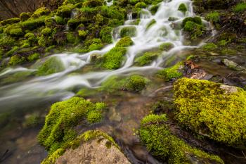 Time Lapse Photography of Body of Water