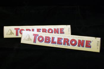 Toblerone chocolate