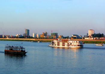 Tonle Sap - Mekong River