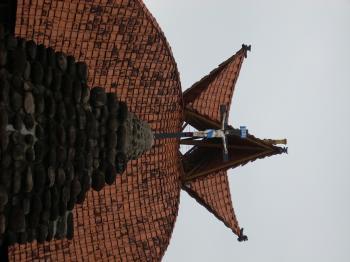 Top of Church