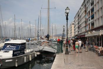 Toulon Waterfront