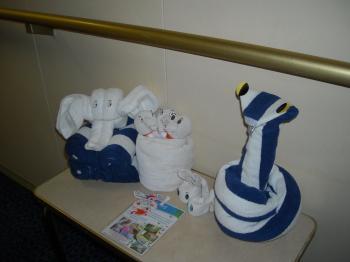 Towels Art