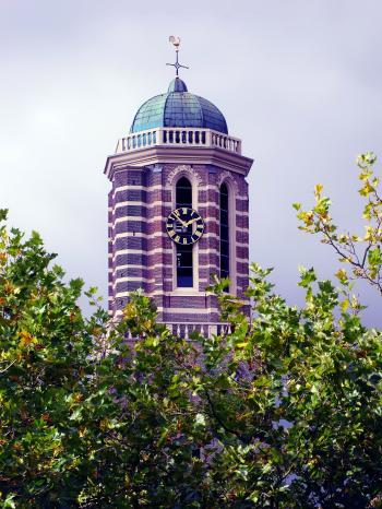 Tower Clock at 1:48