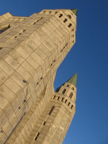 Tower walls