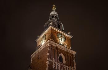 Town Hall Tower, Krakow, Poland
