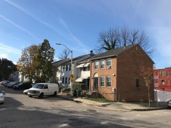 Townhouses, 1220-1224 Turpin Lane, Baltimore, MD 21202