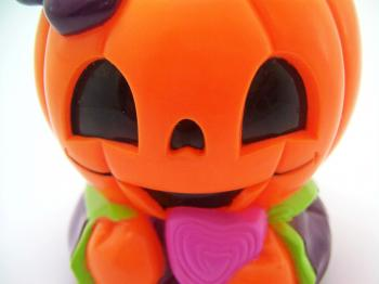 Toy pumpkin