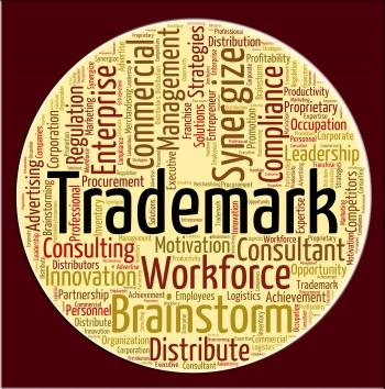 Trademark Word Means Proprietary Name And Emblem