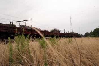 Train, still on it's track