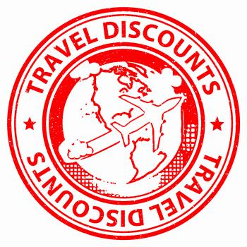 Travel Discounts Represents Traveller Discounted And Save