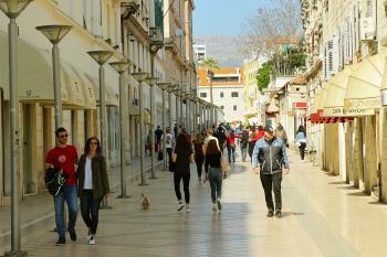 Trg u Splitu