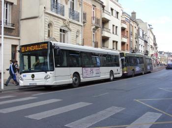 TUR - Heuliez Bus GX 327 n°301 - Ligne A