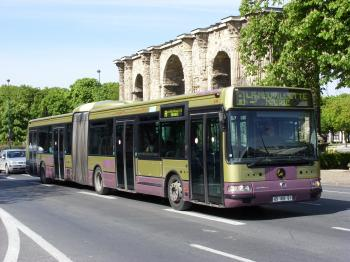 TUR - Irisbus Agora L n°816 - Ligne A