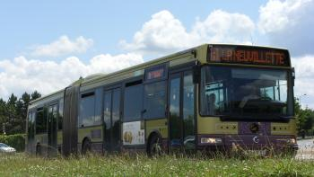 TUR - Irisbus Agora L n°818 - Ligne A
