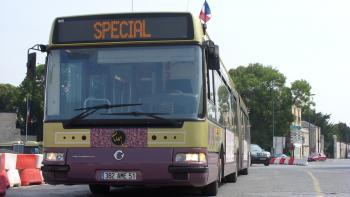 TUR - Irisbus Agora L n°822