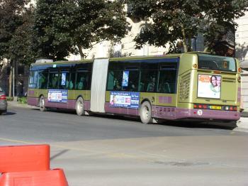 TUR - Irisbus Citelis 18 n°827 - Ligne C