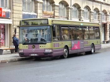 TUR - RVI Agora S n°203 - Ligne G