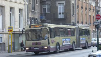 TUR - RVI PR180.2 n°729 - Ligne A