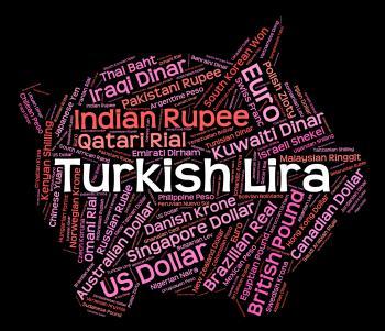 Turkish Lira Indicates Forex Trading And Broker