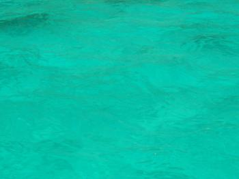 Turquoise Ocean Background