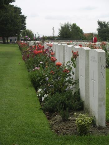 Tyne Cot Cemetery 2