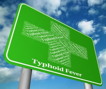 Typhoid Fever Represents Symptomatic Bacterial Infection And Aff