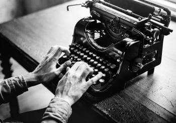 Typing on the Typewriter